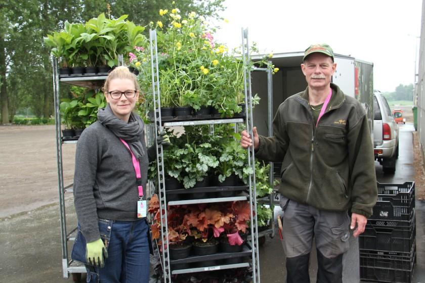 Wandels perenner på Malmo Garden Show